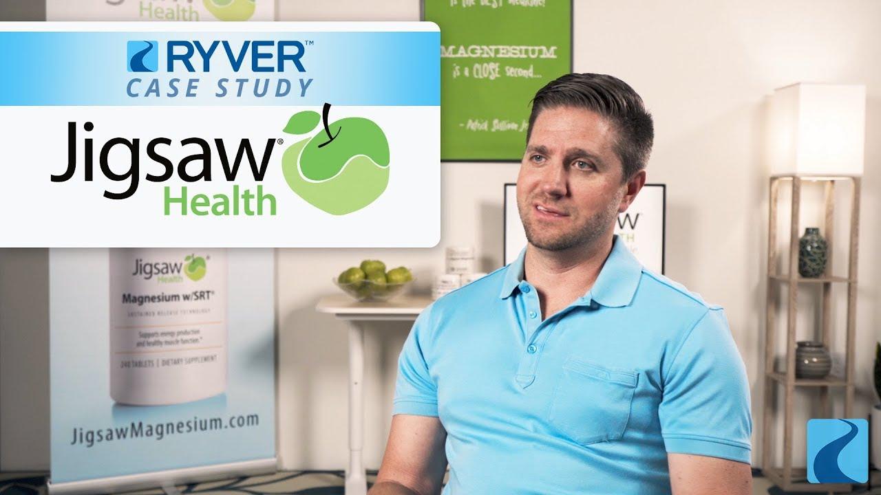 Ryver Case Study: Jigsaw Health