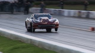 AMAZING 4000+hp Twin Turbo CORVETTE
