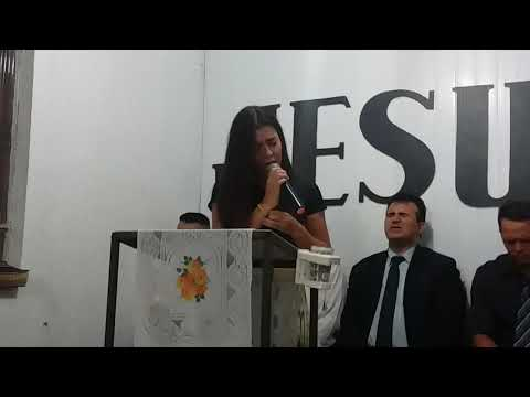 Oi Jesus Isadora Pompeo Aline cover União da Vitória Paraná