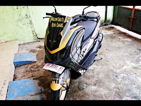 Decal/Striping Sticker NMAX
