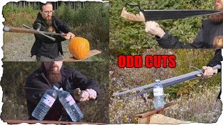 Trick Cutting and Silly Nonsense with Swords