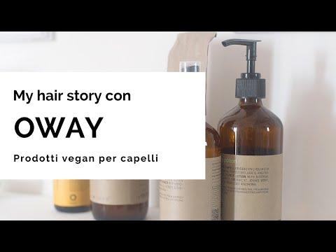 MY HAIR STORY con prodotti biodinamici OWAY 💇🏼