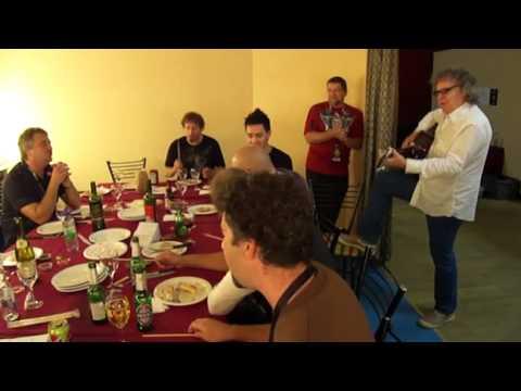 Hard day's Night avec Brian Greenway, Breen LeBoeuf et Blair Mackay (April Wine dans ce temps là)