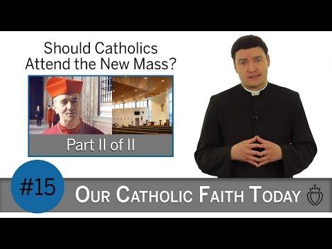 should-catholics-attend-the-new-mass?---part-ii-of-ii---episode-15-sspx-faq-videos