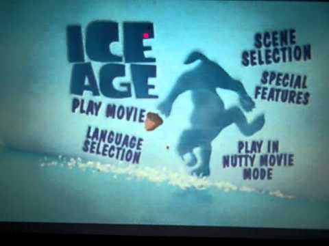 Opening To Ice Age 2005 DVD Part 2