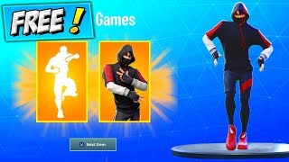 How To Get IKONIK Skin For FREE WITHOUT PHONE (WORKING) Fortnite Scenario UNLOCK FREE EMOTE u0026 SKINS
