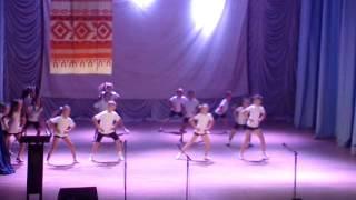 23 серпня 2016    Танцювальний виступ дітлахів  м.Вознесенськ