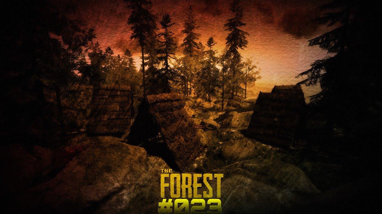 The Forest Staffel 2-[023]HD+Endlich in die Höhle