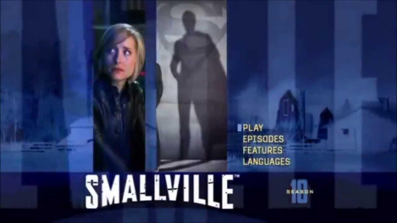 Download Smallville Season 1-10 DVD Intros