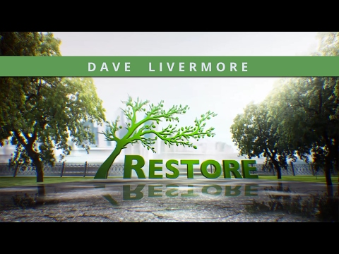 Dave Livermore at Restore 2017