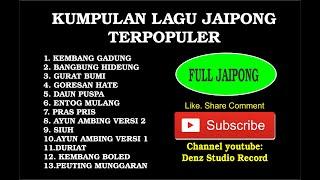 Kumpulan Lagu Jaipong Full Terbaru HQ AUDIO