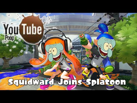 |YTP| Squidward Joins