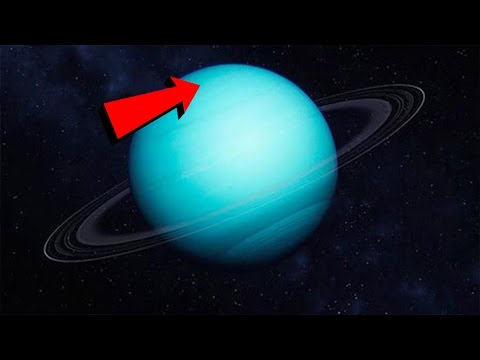 Hubble Telescope Spotted Something Massive Coming Out Of Uranus