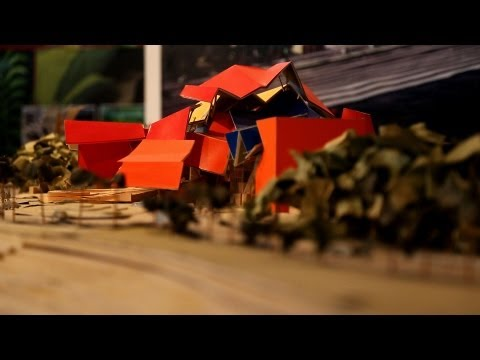 Frank Gehry's Biomuseo   The Panama Series
