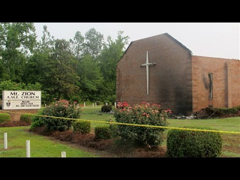 Are African-American Churches Being Targeted In The South?