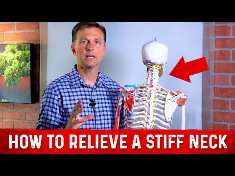 How to Relieve a Stiff Neck