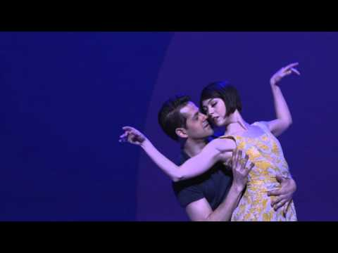 An American in Paris on Broadway: Set Your Heart Racing.