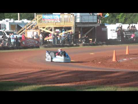 Carolina MAXXIS Tri County Kartway Race 4