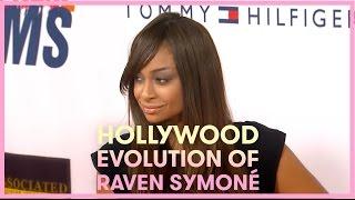 Raven-Symoné's Hollywood Evolution
