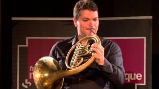 Schumann : Adagio Opus 70 (cor et piano) par David Guerrier et Eric Lesage