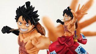 One Piece Wano Country Arc Luffy A figure kuji New