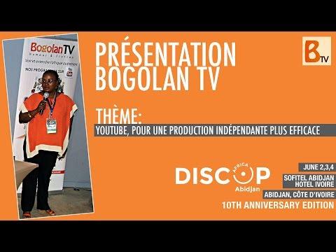 DISCOP AFRICA ABIDJAN 2015 - Présentation Ana Ballo (Reportage)