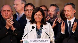 Municipales 2020 : Anne Hidalgo, Réélue Maire De Paris
