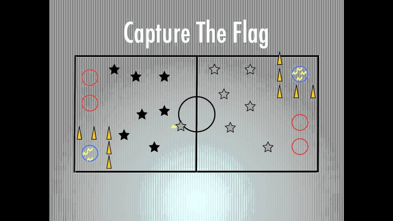 pe games capture the flag youtube