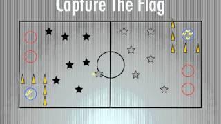 P.E. Games - Capture The Flag