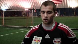 New York Red Bulls: Meet Jimmy Maurer and Teddy Schneider