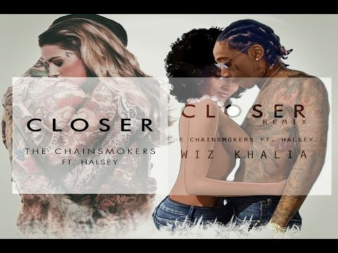 The Chainsmokers - Closer (ft. Halsey &...
