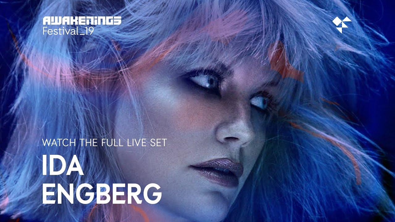 Ida Engberg Live Awakenings Festival 2019 Area V Live Dj Set Video Tracklist