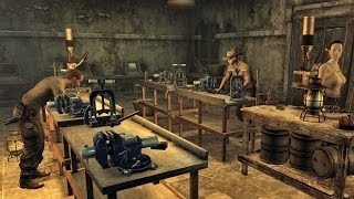 Fallout New Vegas how to enter gun runners arsenal without lockpicking