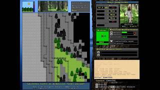 UnReal World - Gameplay