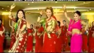 "New Nepali Teej Song 2069 (2012) ""Dhalkii Parera"" by Manju Poudel"