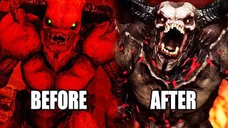 Doom Eternal - Why Are The Demons So Different?