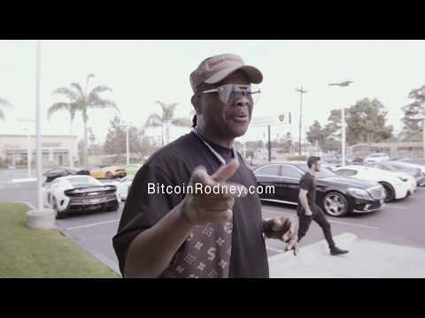 Rodney Buys 350k Lambo Paid In Full With Bitcoin