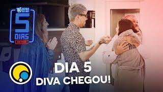 Baixar Diva Depressão revela as tretas com a galera da internet no #5DiasAoVivo - Depois das Onze