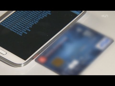 Pirater une carte de paiement à distance: un jeu d'enfant