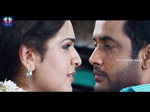 Aditi Agarwal Romantic Scene    Latest Telugu Full Movies    TFC Lovers Adda