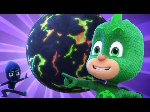 PJ Masks Super Pigiamini ✨ Geco e la roccia di tutti i poteri ✨ Nuovi Episodi | Cartoni Animati