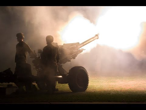 Fort Drum's 3-6 Field Artillery marks 100th anniversary of World War I shots