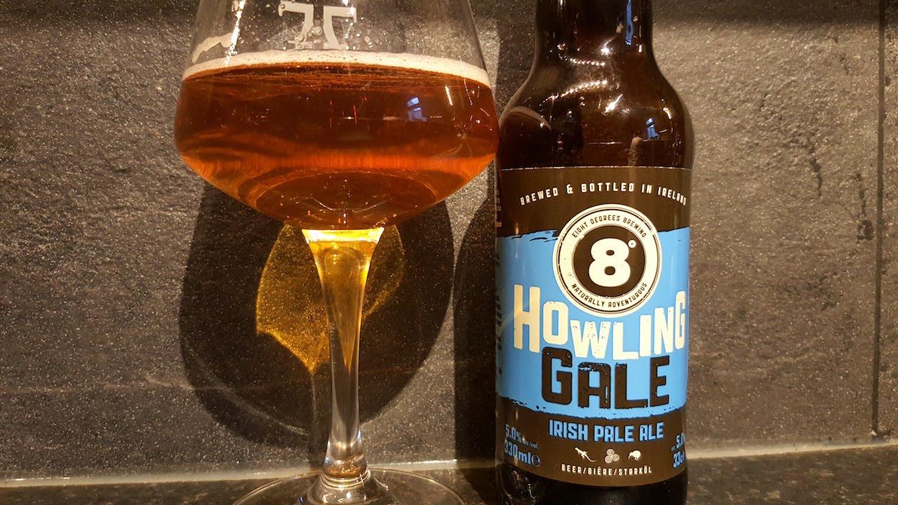 Resultado de imagen para Howling Gale Irish Pale Ale
