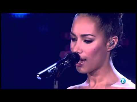 Amazing Leona Lewis Makes Everyone Cry Singing Lovebird