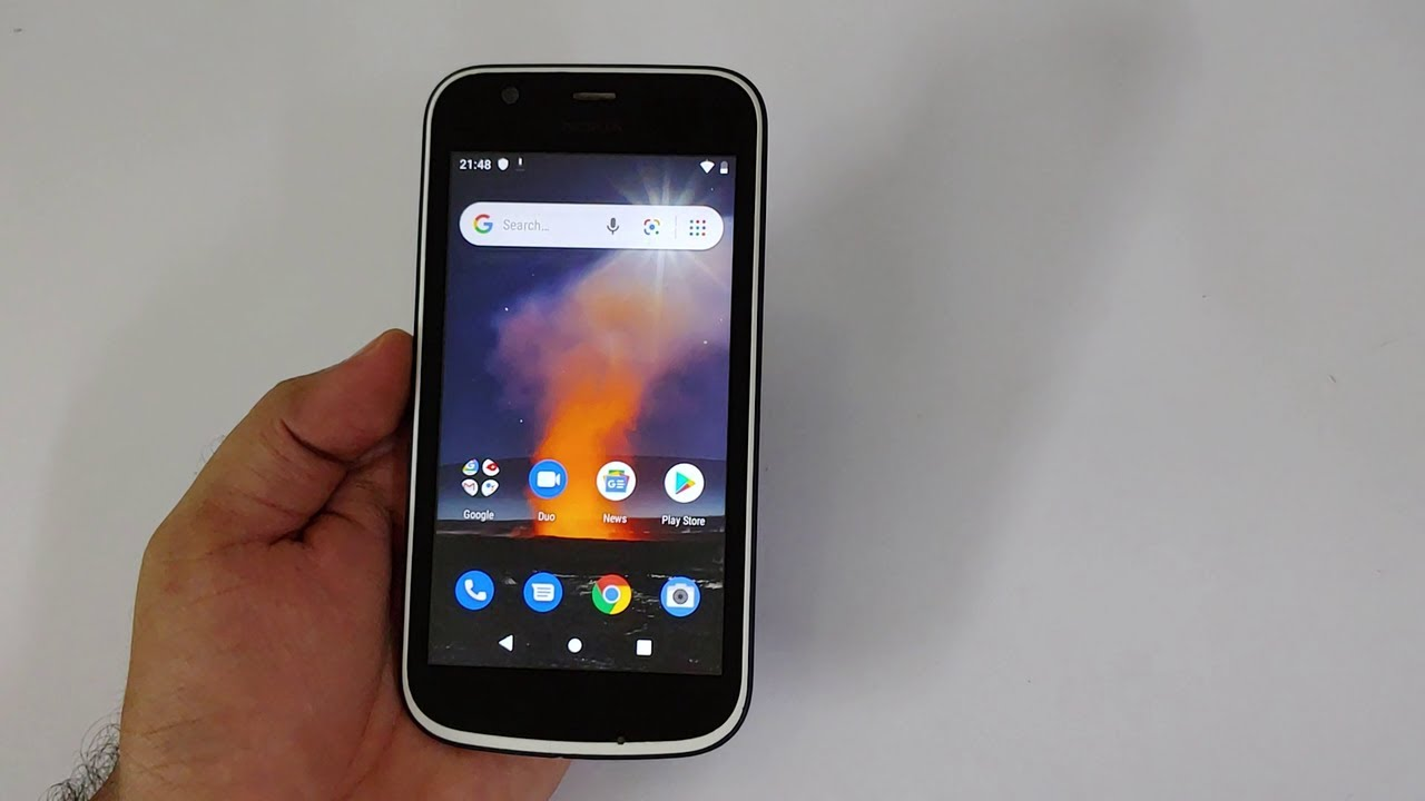 Nokia 1 (TA-1047) Android 9 FRP/Google Account Bypass WITHOUT PC - NEW 2020