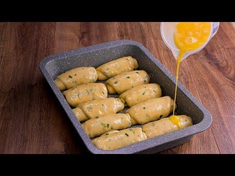 des-petits-pains-transformés-en-un-délice-grâce-à-un-œuf-versé-dessus-!|-savoureux.tv