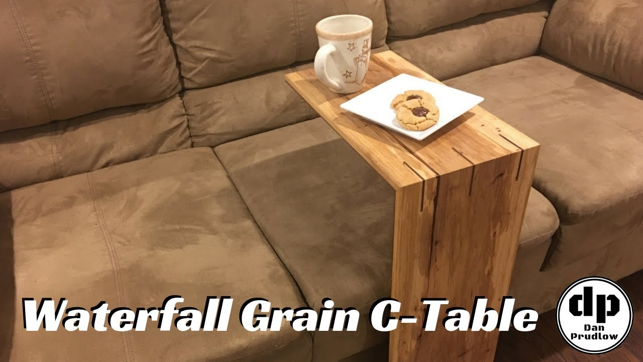 build a waterfall table build a waterfall grain c table woodworking