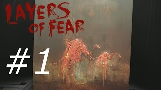 Someone Hold My Hand! | Layers of Fear Part 1