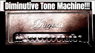 Bugera G20 Infinium Class A Tube Guitar Amplifier Head Demo