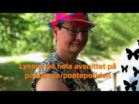 Magnus Zackariasson, poet och musiker – poddtrailer